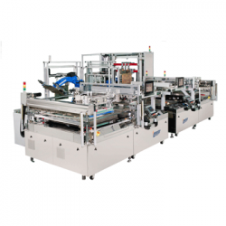 Full Auto CCD Registering Double Side Screen Printer