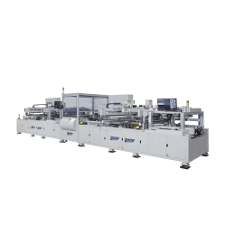 CCD Double-Table Fully-Auto Screen Printer
