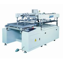 flat screen printing machine, flat screen printer