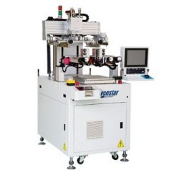 semi automatic screen printers