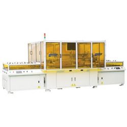 full automatic ccd position screen printer