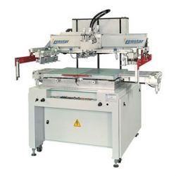 graphic screen printing machine